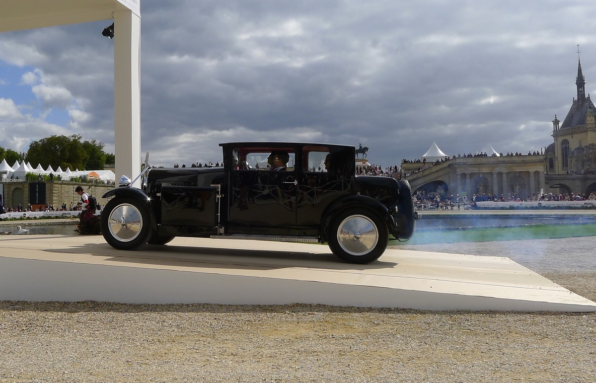 Voisin C14 Chartre 1930