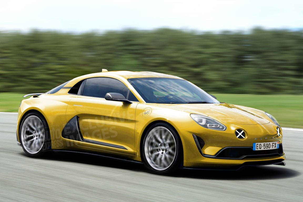 Alpine A120 Concept