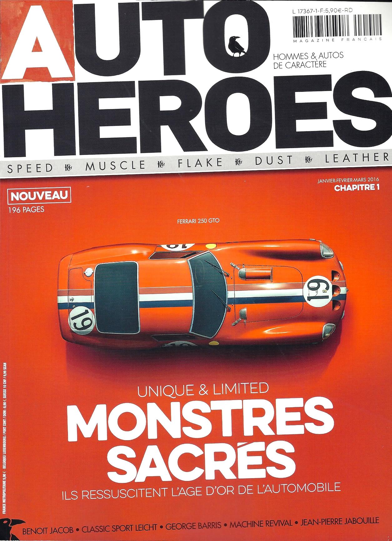 Auto Heroes #1