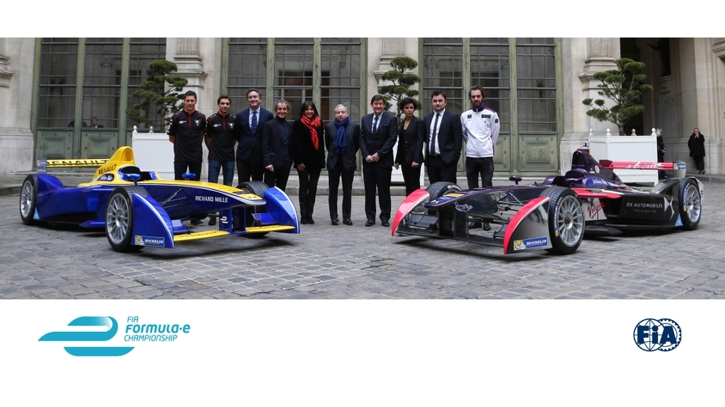 e Formula Paris 2016
