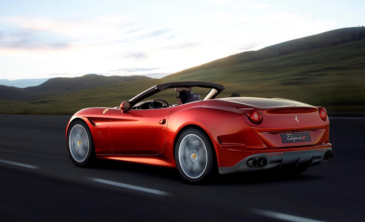 Ferrari California T Handling Special