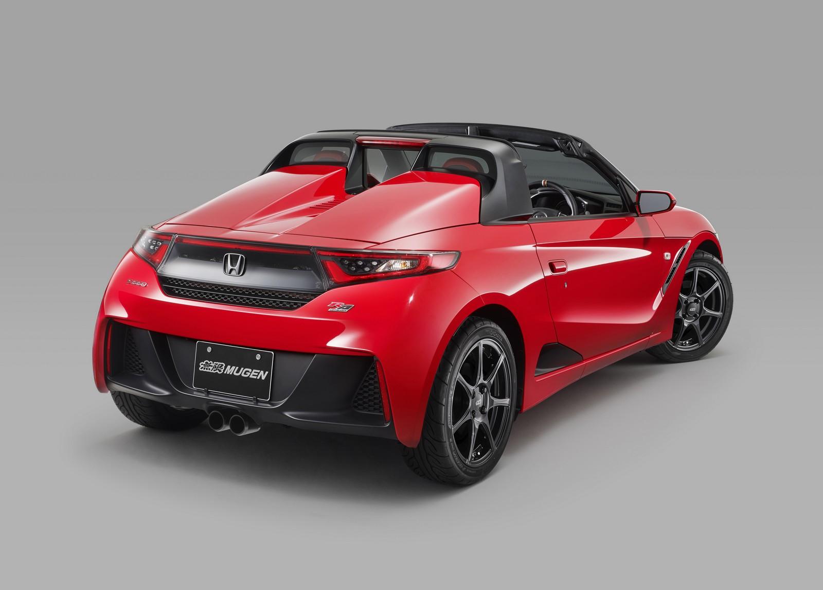 Honda S660 Mugen RA Prototype