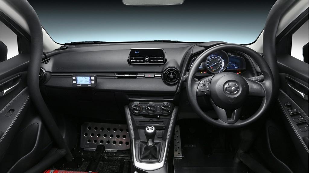 Mazda 2 Rallye