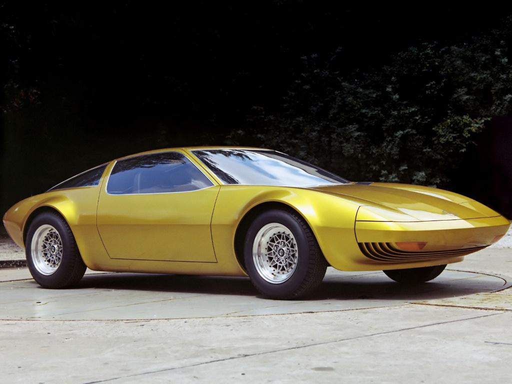 Opel GT/W Concept (1975)