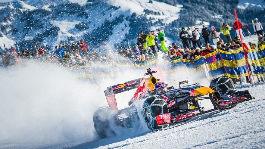 Red Bull F1 - Snow Run