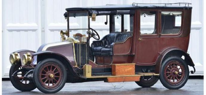 Rétromobile 100 ans