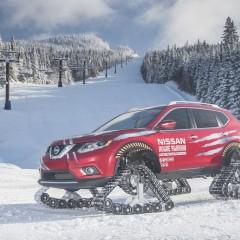 Nissan Rogue Warrior : Une auto pour James !