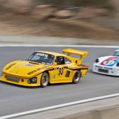 Porsche Rennsport Reunion V, Laguna Seca : Carrera Trophy