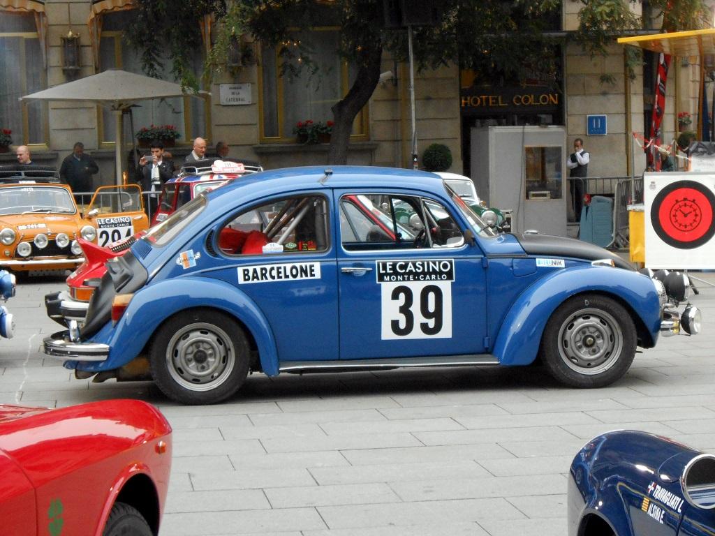 Monte Carlo Historique 2016
