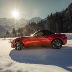 Top-Down toute l'année avec Mazda Suisse et le Snow Xperience Days