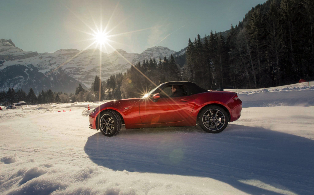 Mazda Suisse Snow Xperience Days 2016