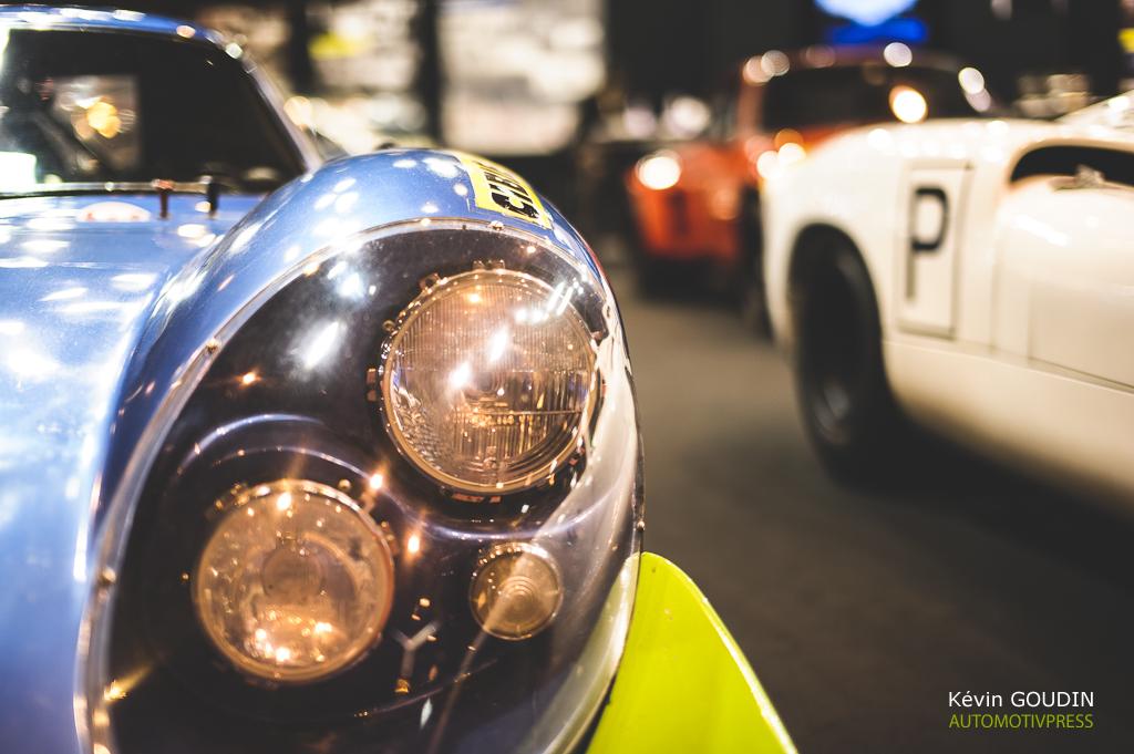 Rétromobile 2016 - Kevin Goudin