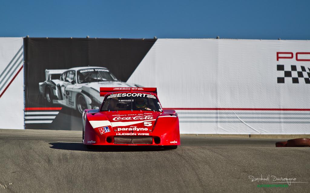 Porsche Rennsport Reunion V, Laguna Seca - Carrera Trophy