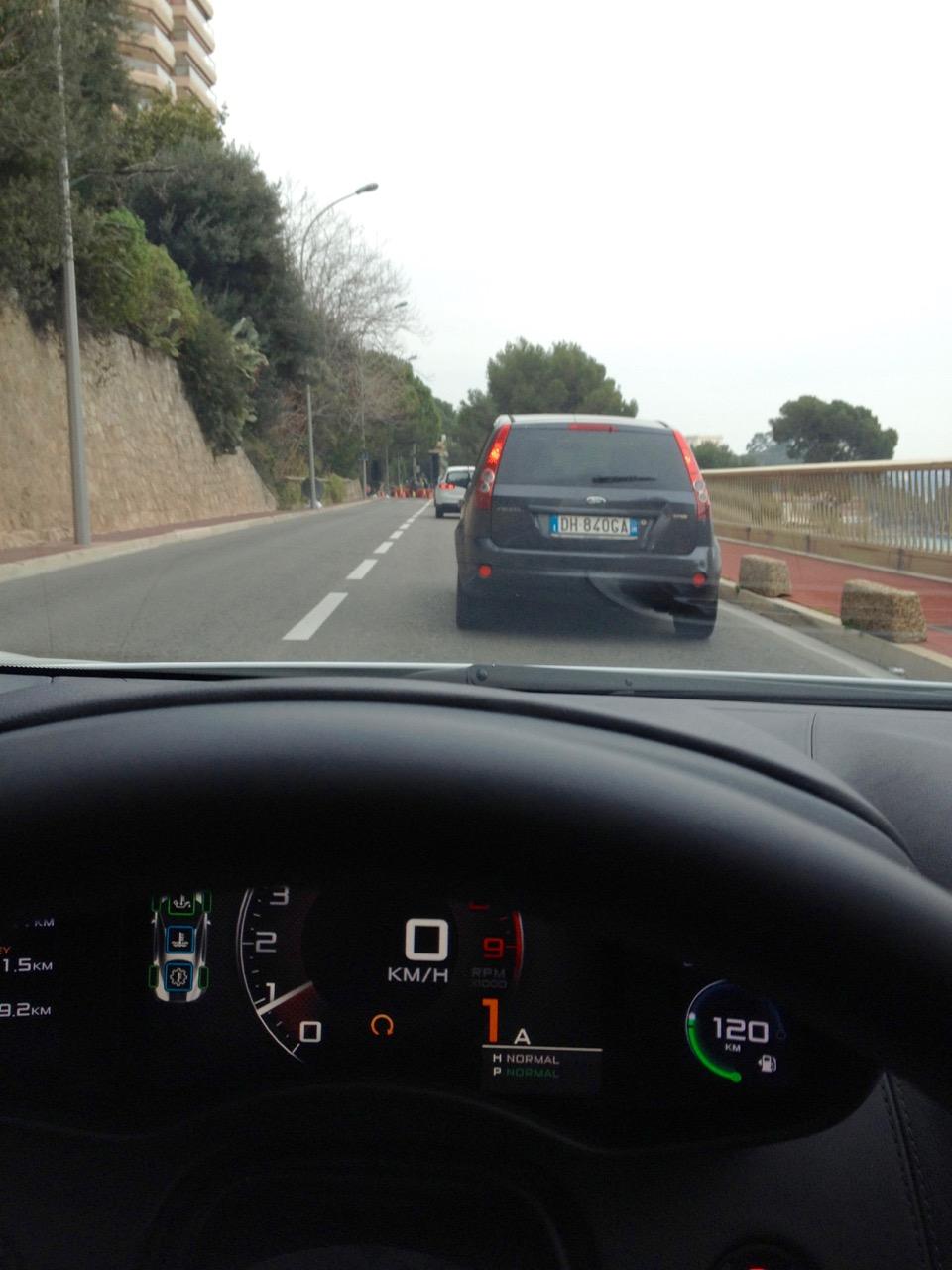 Mclaren 570S - McLaren Monaco