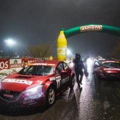 Trophée Andros : Victoire à Super Besse pour le team Mazda France