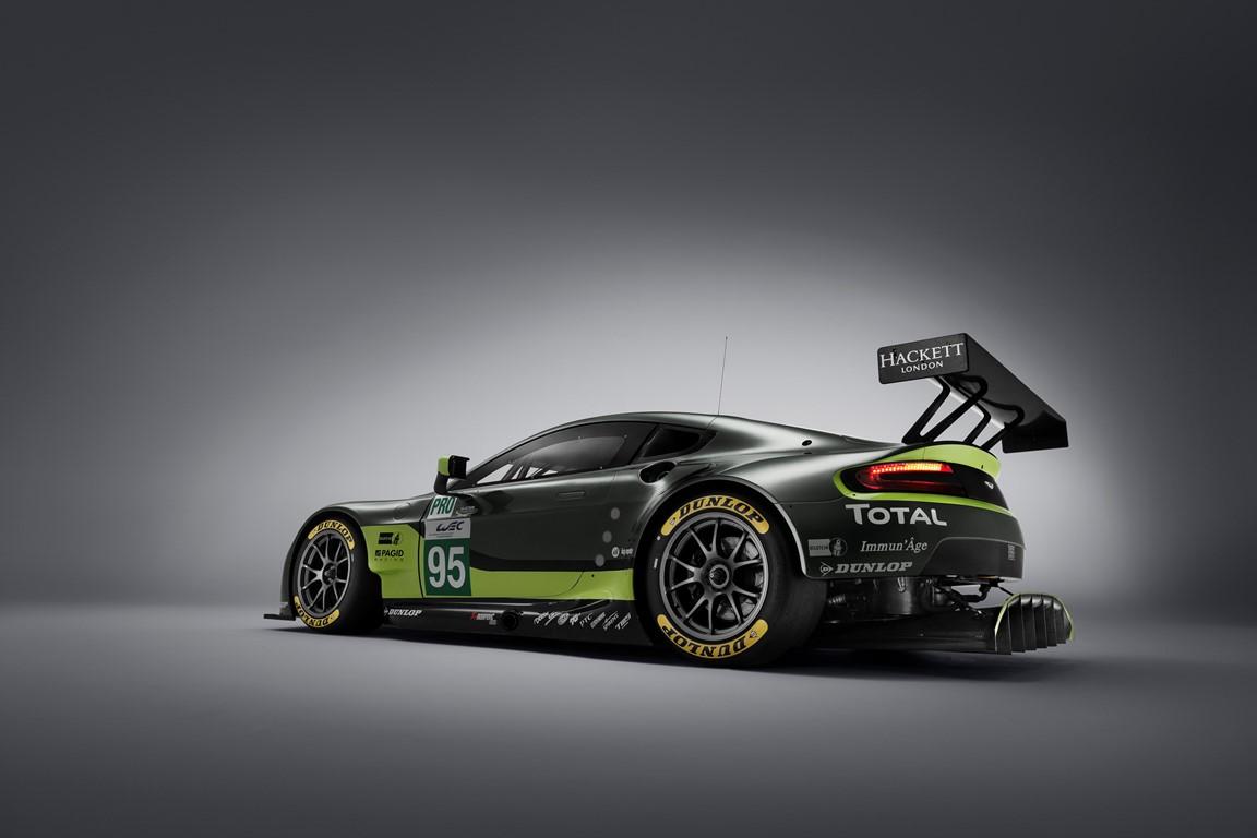Aston Martin Racing - Aston Martin Vantage GTE