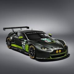 Nouvelles couleurs pour Aston Martin Racing en GTE