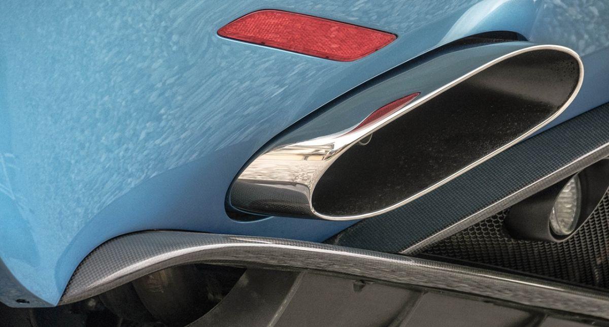 Touring Superlegerra Disco Volante Spyder