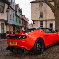 Lotus Elise Cup 250 : Plus légère, plus puissante, plus rapide