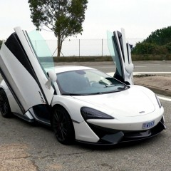 Essai contact Mclaren 570S : Think Different