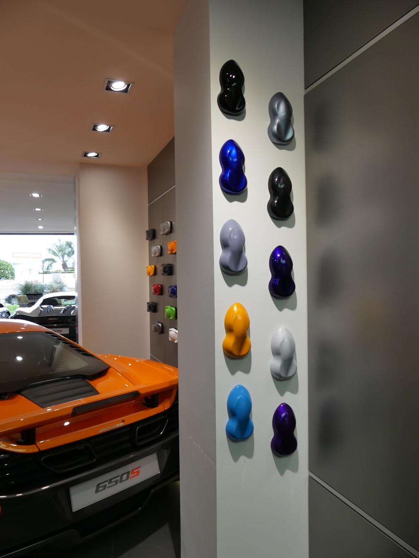 McLaren Monaco