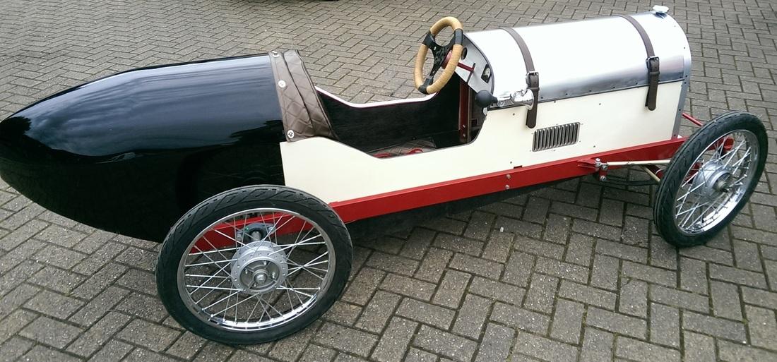Oldies Racing