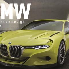 BMW : 100 ans de design par Serge Bellu