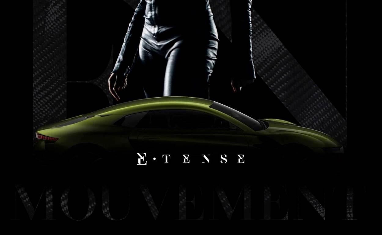 DS E-Tense Concept