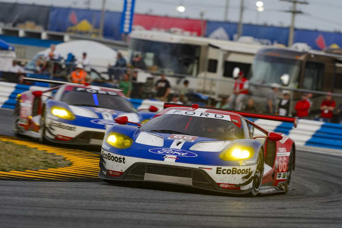 Ford GT WEC & Le Mans 2016
