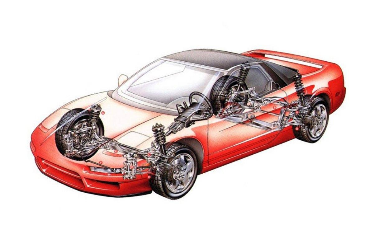 Honda NSX (1990)