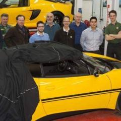 Lotus Cars a un sens de l'humour particulier…