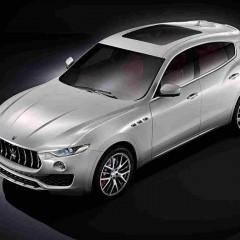 Levante : Le SUV de Maserati