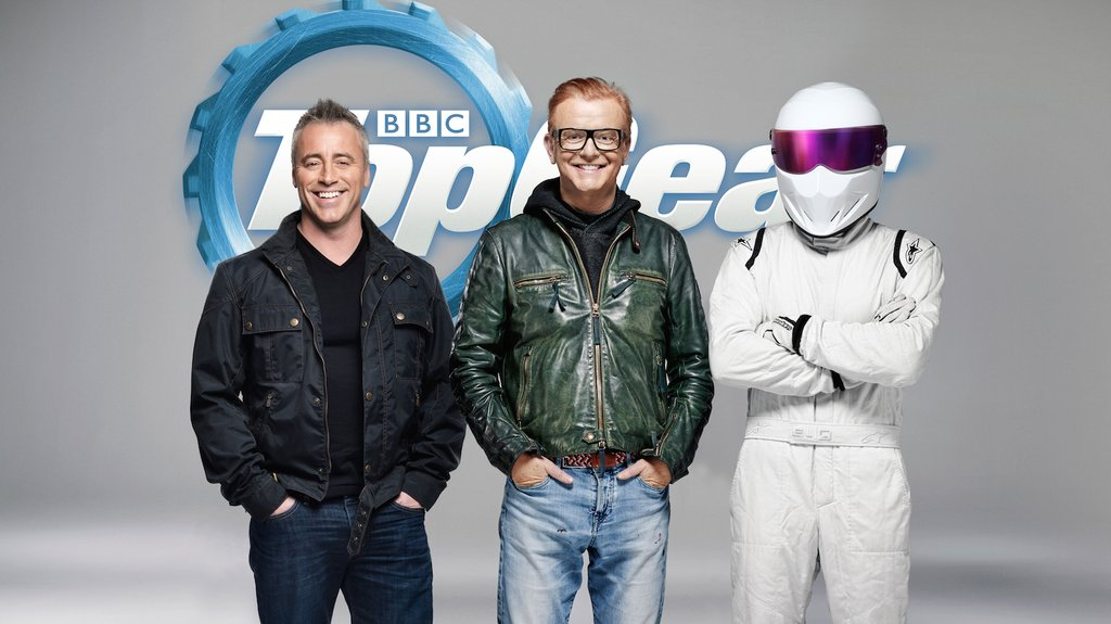 Matt Leblanc Top Gear UK