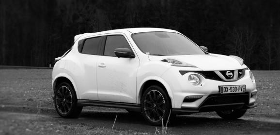 Essai Nissan Juke Nismo RS : Un point de vue différent