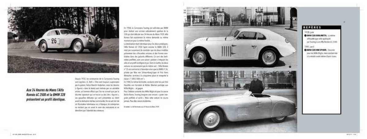 BMW 100 ans de design - Serge Bellu