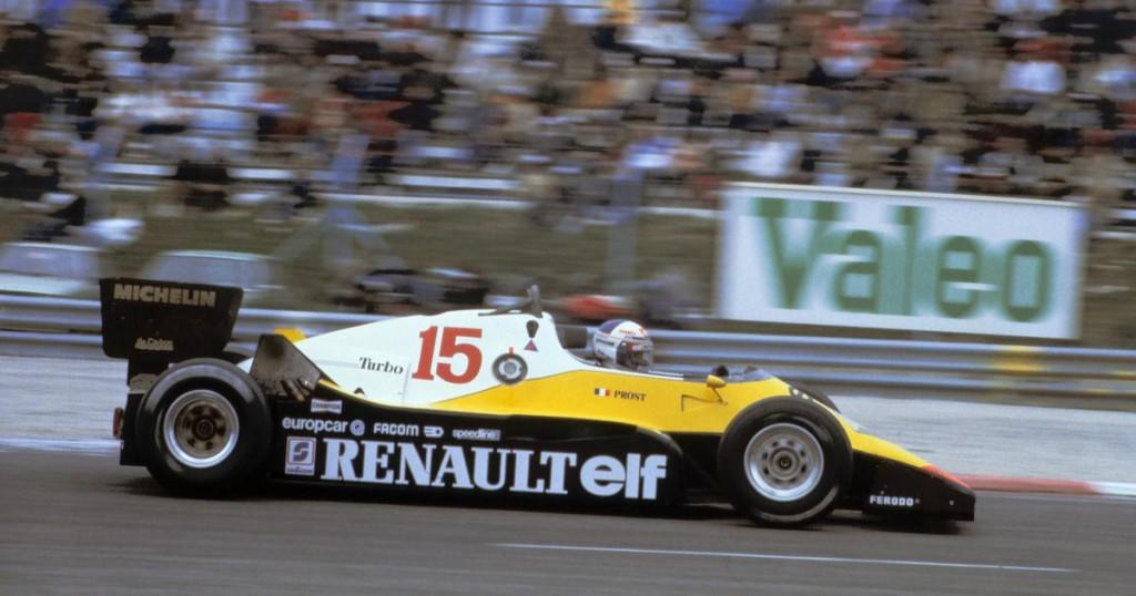 Renault RE40 Formule 1