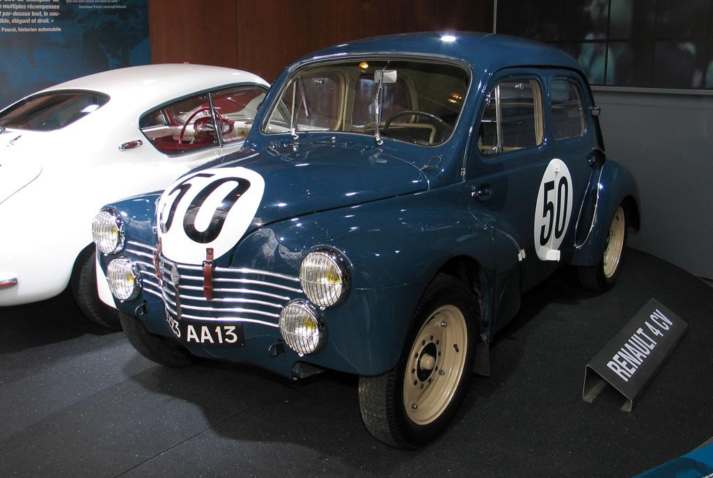 Renault 4CV LM 1951