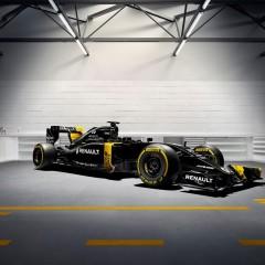 Renault Sport F1 2016 : Elle s'appelle R.S. 16 et ce n'est pas tout… le renouveau de Renault Sport