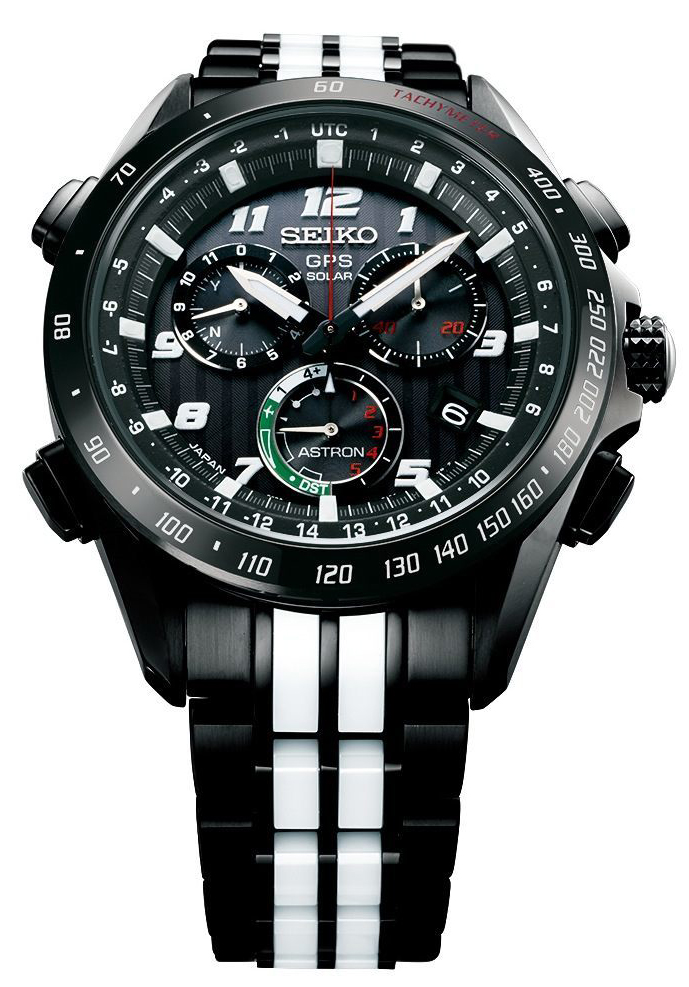 Seiko Astron Solar GPS Chronograph Giugiaro Design Limited Edition