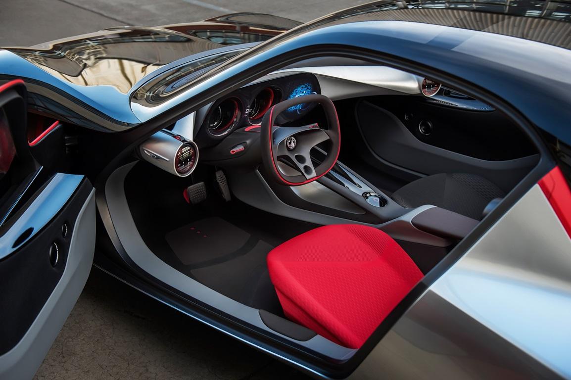 Opel gt concept et voici l 39 int rieur for Photo dinterieur mots croises