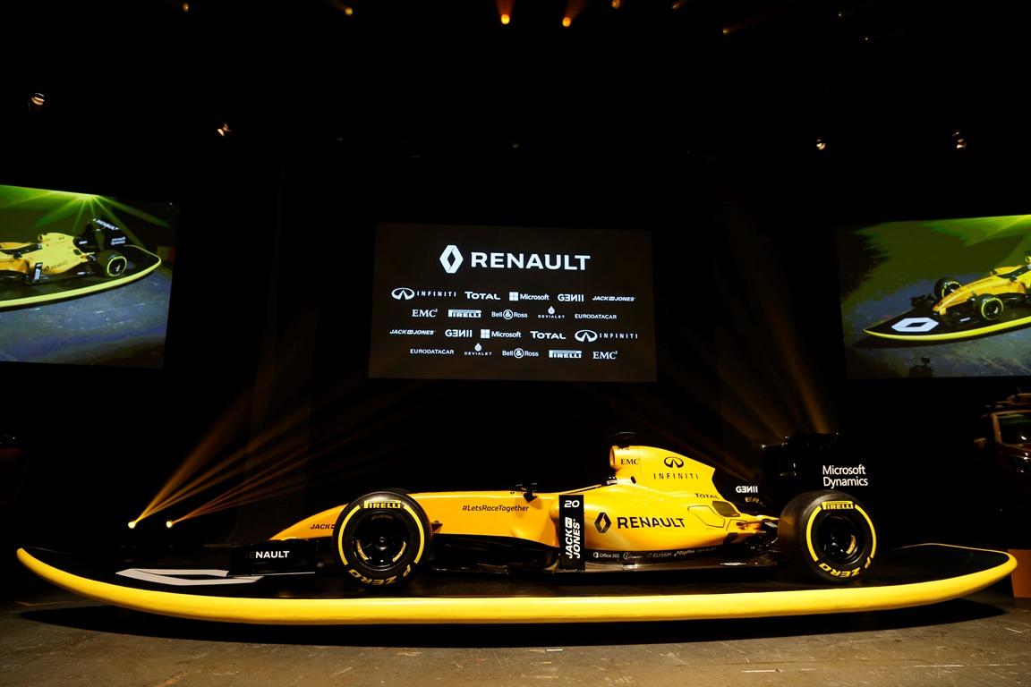 Renault Formule 1 R.S. 16/R.E. 16