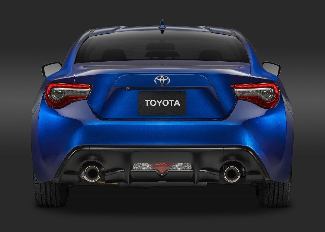 Toyota GT86 FL 2016