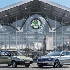 Skoda et le groupe VW : 25 ans déjà !