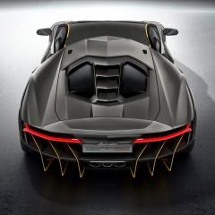 Lamborghini Centenario LP 770-4 : Anniversaire à Genève