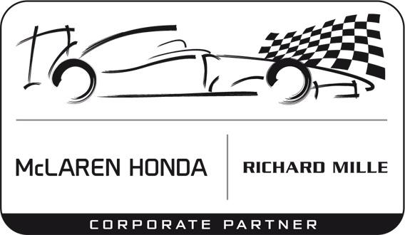 McLaren Honda Richard Mille