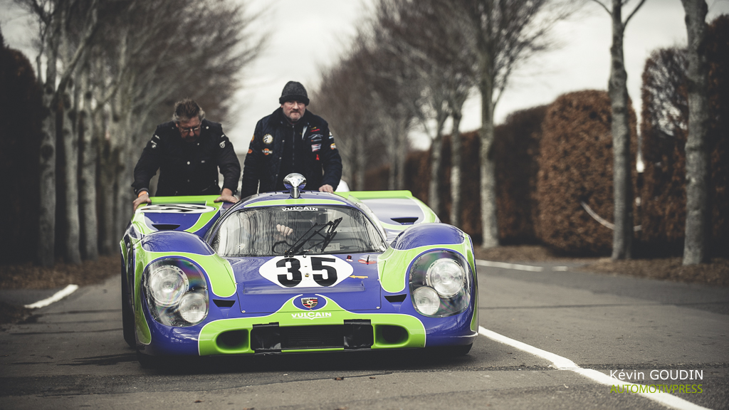 74ème Members Meeting à Goodwood - Groupe 5
