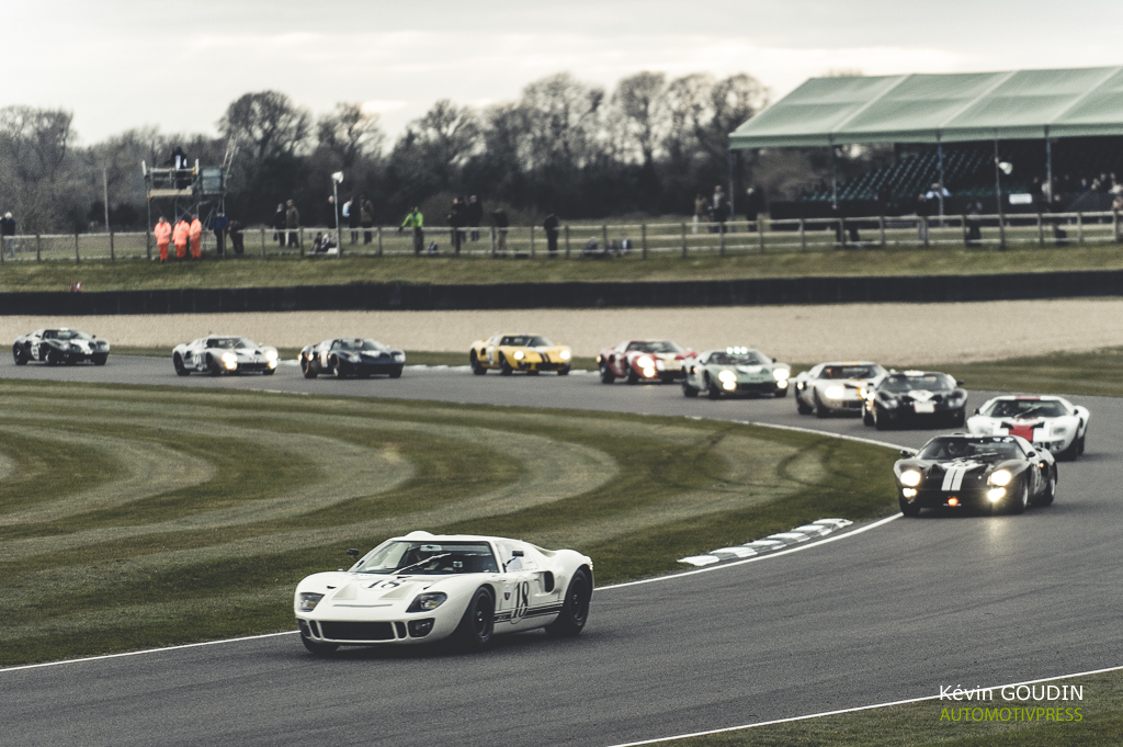 74ème Members Meeting à Goodwood - Allan Man Trophy