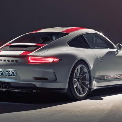 Porsche 911 R : Une GT3 RS plus légère à boite mécanique