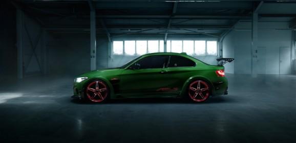 AC Schnitzer ACL2 : La M235i de Hulk !