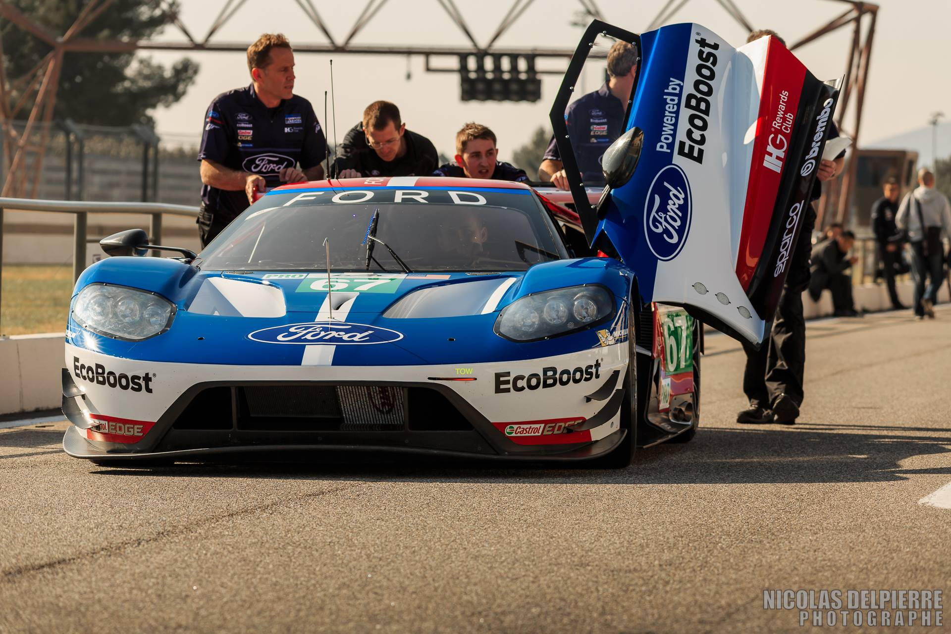 Ford GT 2016 LM